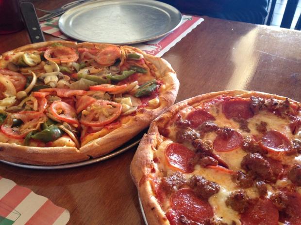 Foodie Friday: Peter's Pizzeria in Highland Village.