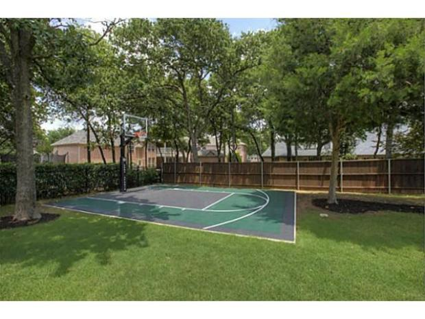 Sport court for all ages makes this a home you won't want to lea