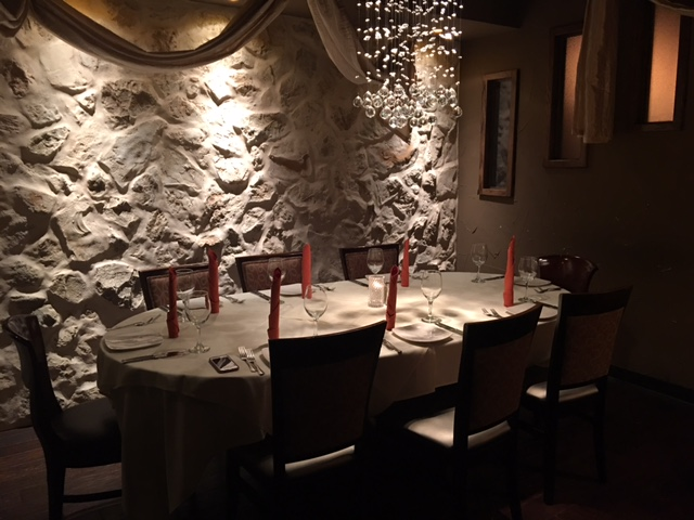 Ferraris Chophouse Grapevine Addison Tx Restaurant Privatedining Italian
