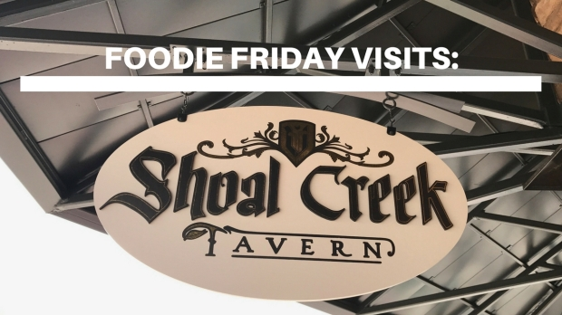 FOODIE FRIDAY VISITS-